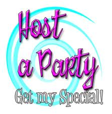 Host a December Christmas Party and receive Special Gifts and Discounts.