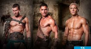 spartacus men