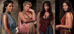 The Sexy Women of Spartacus